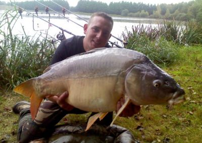 Majestic Carp – Carp Fishing in France