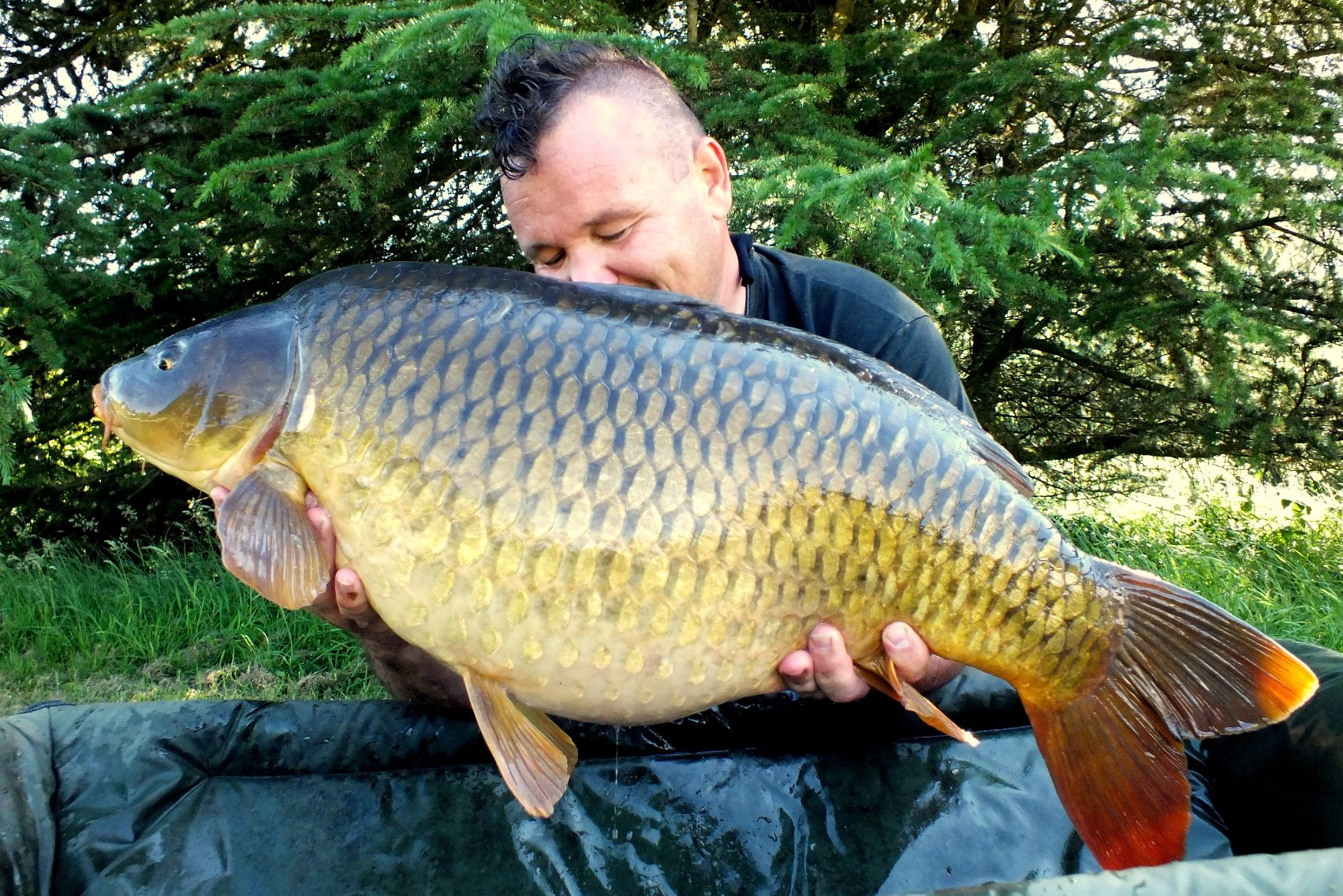 Carp Fishing in France - Majestic Carp