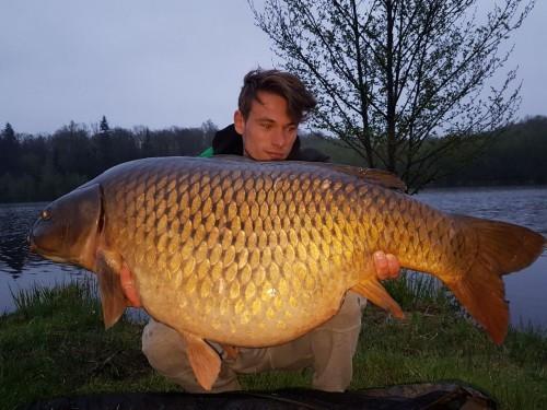 Carp Fishing in France - Majestic Carp