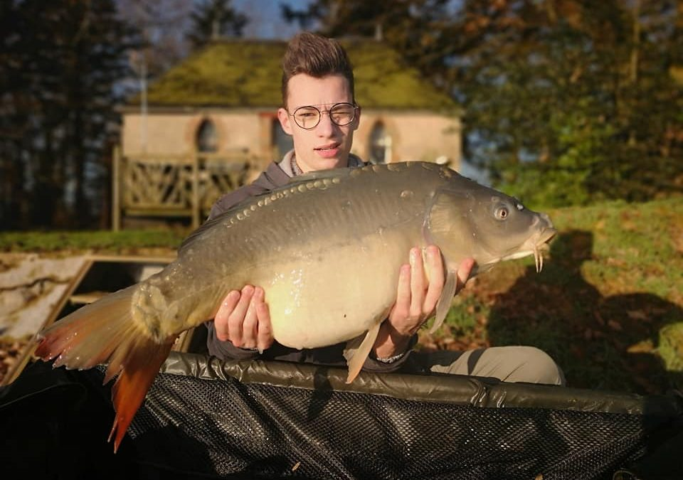Central Carp Catch Reports