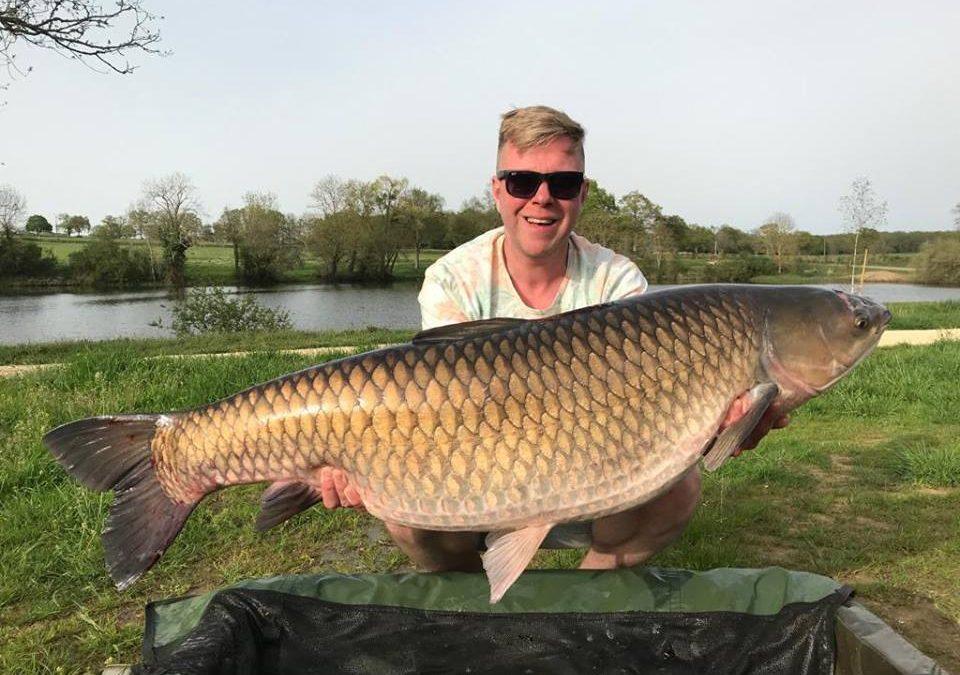 Cacth report – 81 fish landed in one week