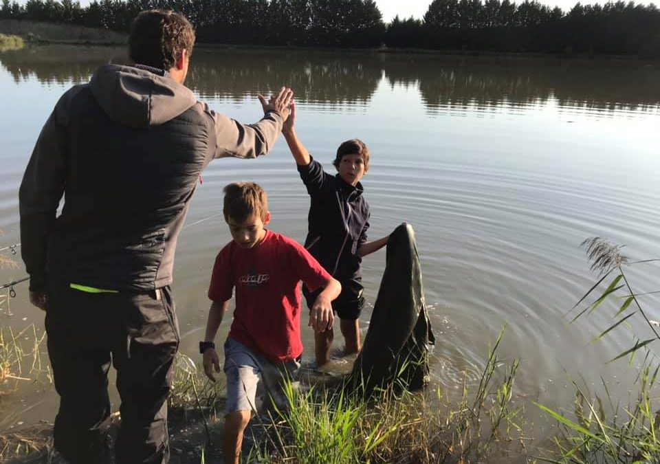 The best family vacation destination for anglers