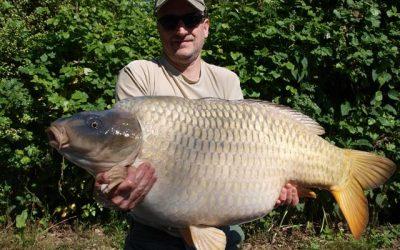 Rare fish to be caught here