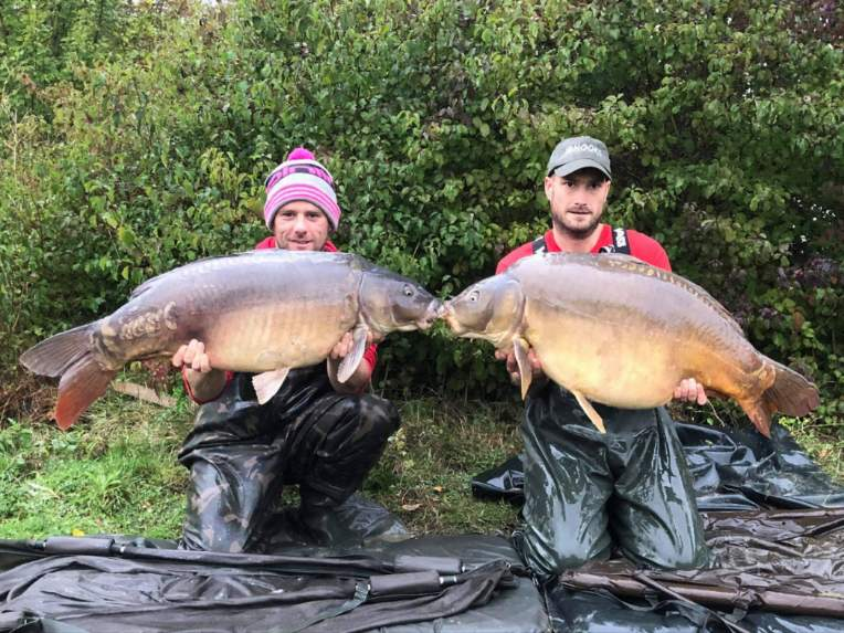 """""""Quality fish average weight was impressive will be back 100%"""""""